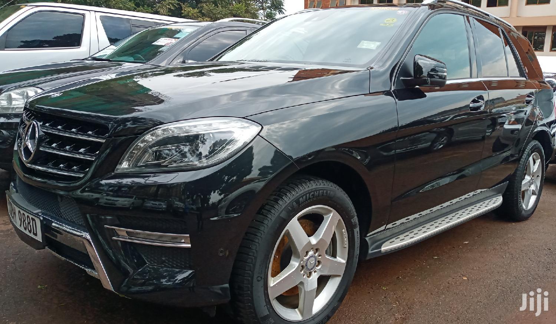 Mercedes-Benz M Class 2013 Black | Cars for sale in Kampala, Central Region, Uganda