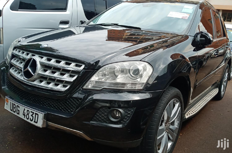 Mercedes-Benz M Class 2010 Black | Cars for sale in Kampala, Central Region, Uganda