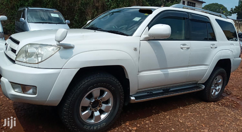 Toyota Surf 2003 White