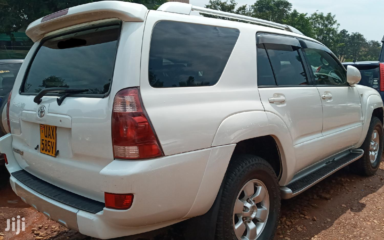 Toyota Surf 2003 White | Cars for sale in Kampala, Central Region, Uganda