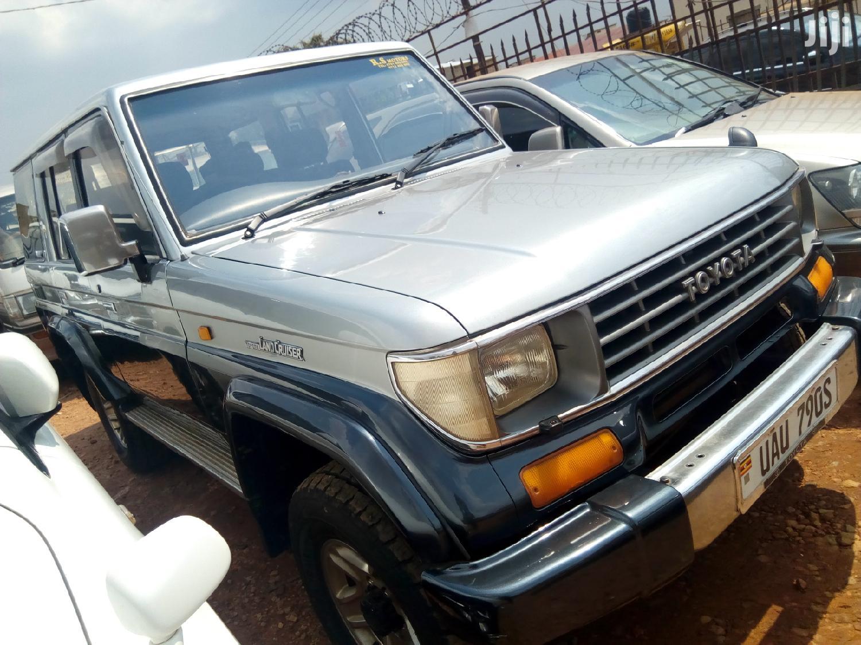Toyota Land Cruiser 1998 Gray | Cars for sale in Kampala, Central Region, Uganda