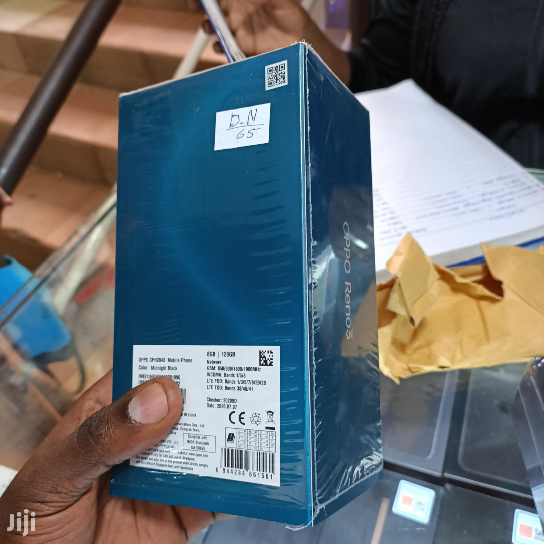 New Oppo Reno 3 128 GB   Mobile Phones for sale in Kampala, Central Region, Uganda