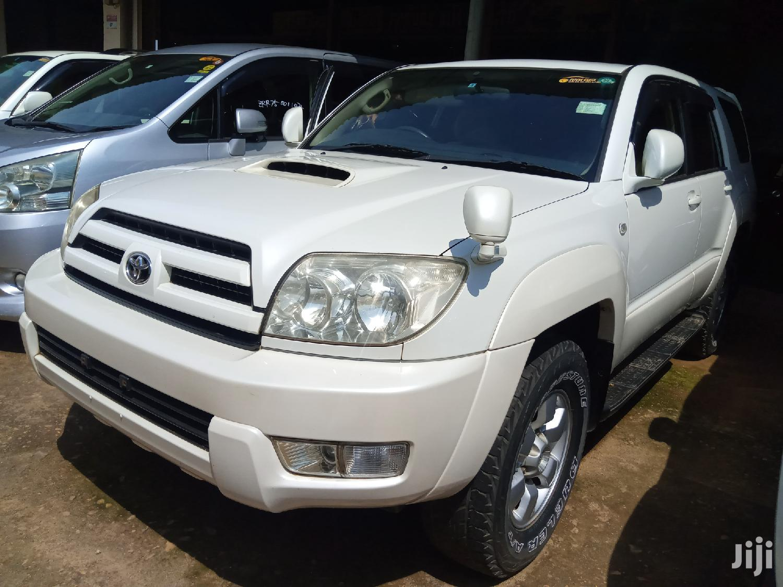 Toyota Surf 2006 White