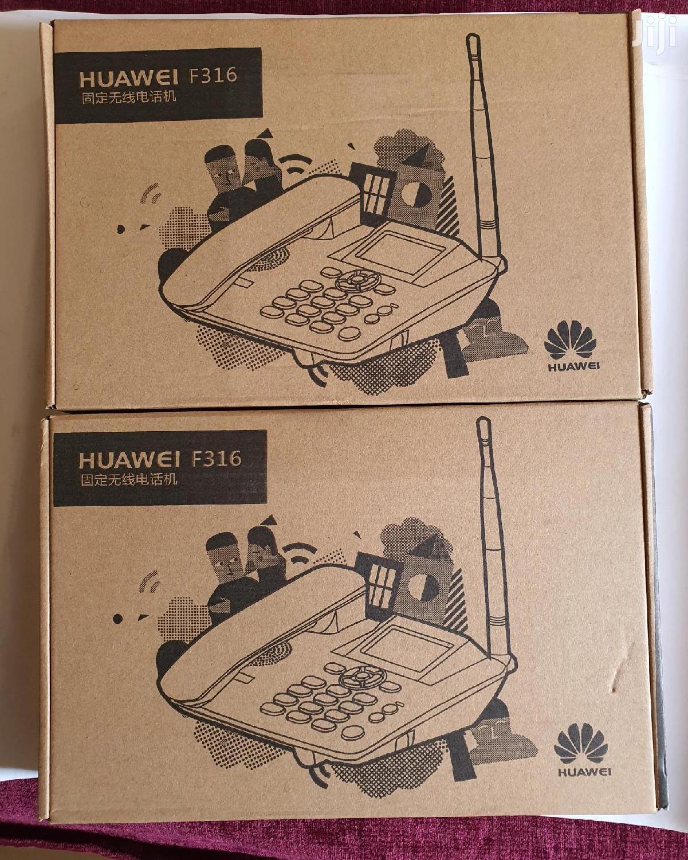 Archive: New Huawei G6310 Landline Phone White