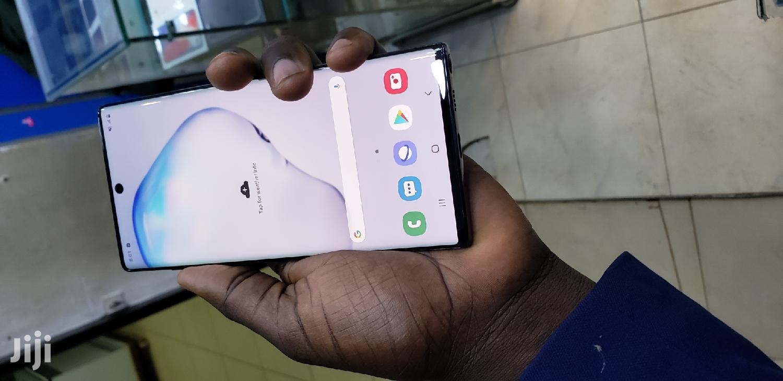 Samsung Galaxy Note 10 256 GB Black   Mobile Phones for sale in Kampala, Central Region, Uganda