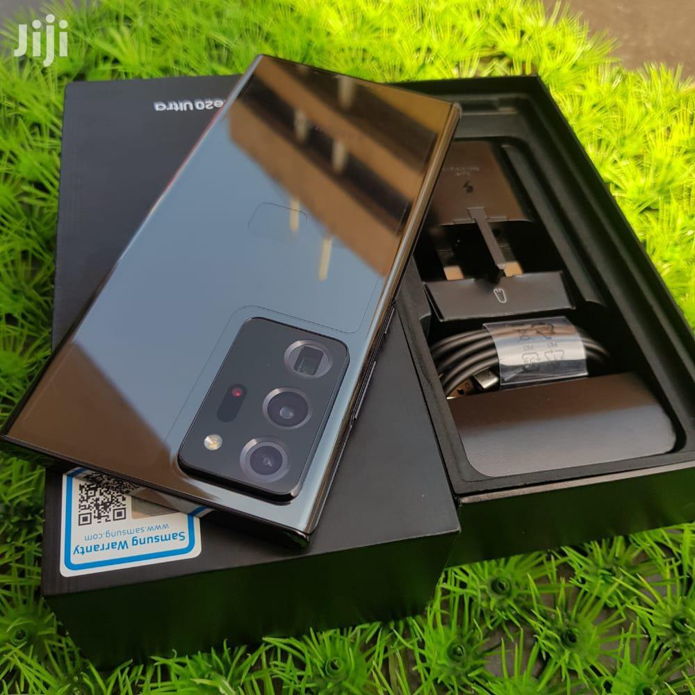 New Samsung Galaxy Note 20 Ultra 256 GB Black