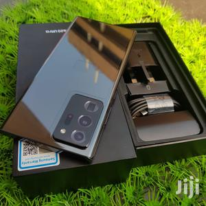 New Samsung Galaxy Note 20 Ultra 256 GB Black   Mobile Phones for sale in Central Region, Kampala