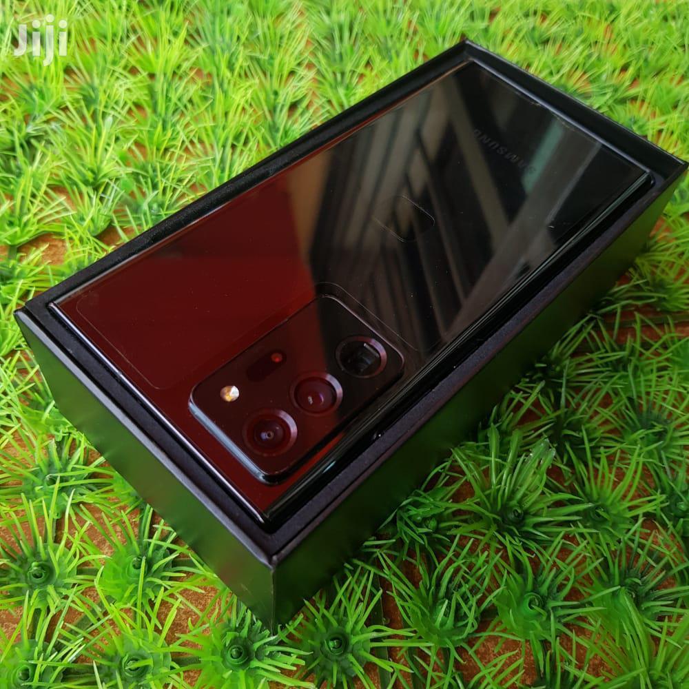 New Samsung Galaxy Note 20 Ultra 256 GB Black | Mobile Phones for sale in Kampala, Central Region, Uganda