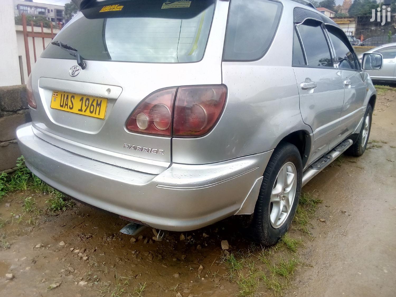 Toyota Harrier 2000 Silver | Cars for sale in Kampala, Central Region, Uganda