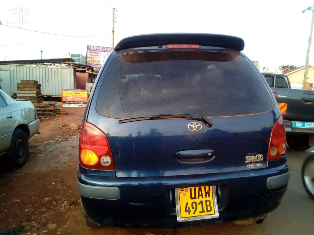 Toyota Spacio 2001 | Cars for sale in Kampala, Central Region, Uganda
