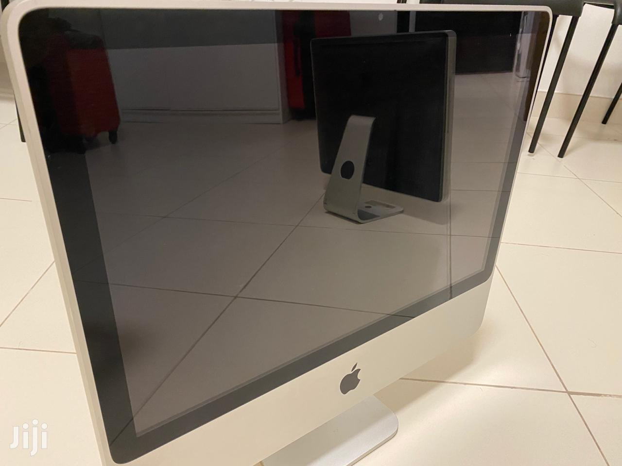 Archive: Desktop Computer Apple iMac 4GB Intel Core 2 Duo HDD 500GB