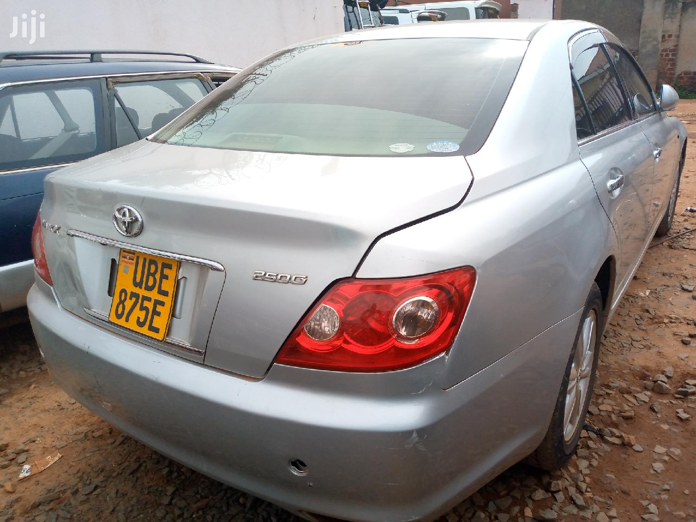 Toyota Mark X 2006 Silver   Cars for sale in Kampala, Central Region, Uganda