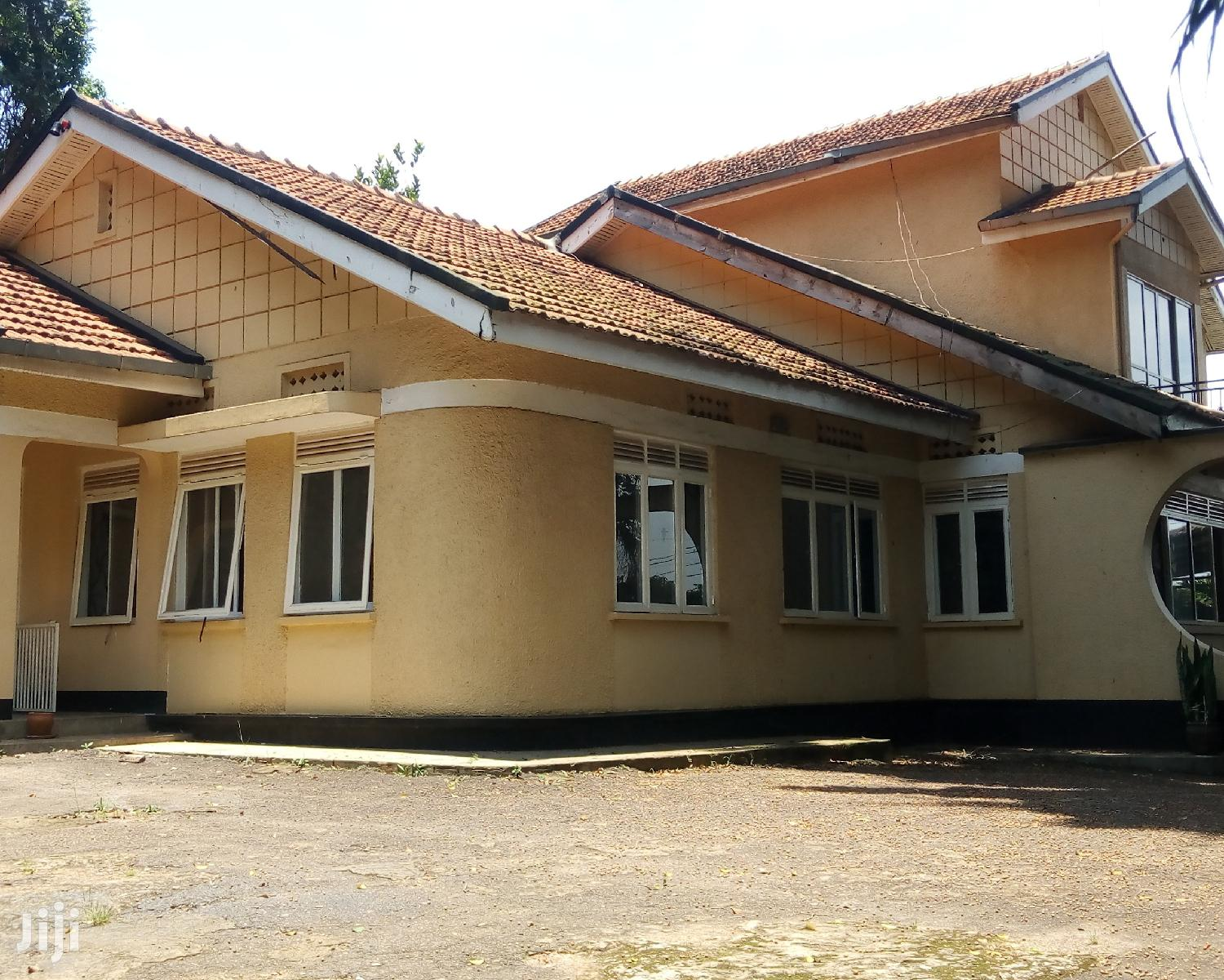 Naguru House Is for Rent
