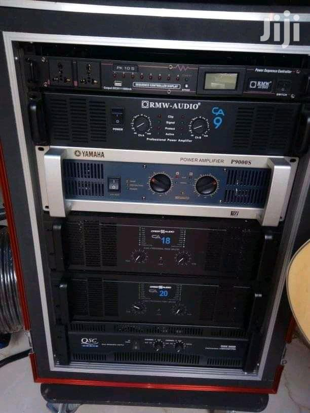 Strong Power Amps