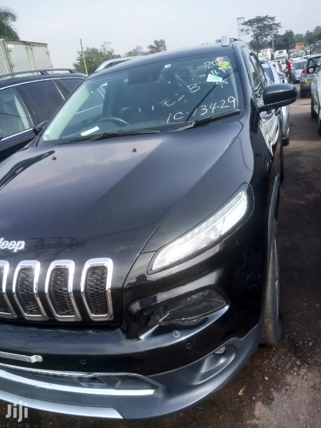 Jeep Grand Cherokee 2014 Blue