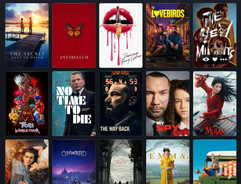 Movies 1TB (For New Video Library Owners)