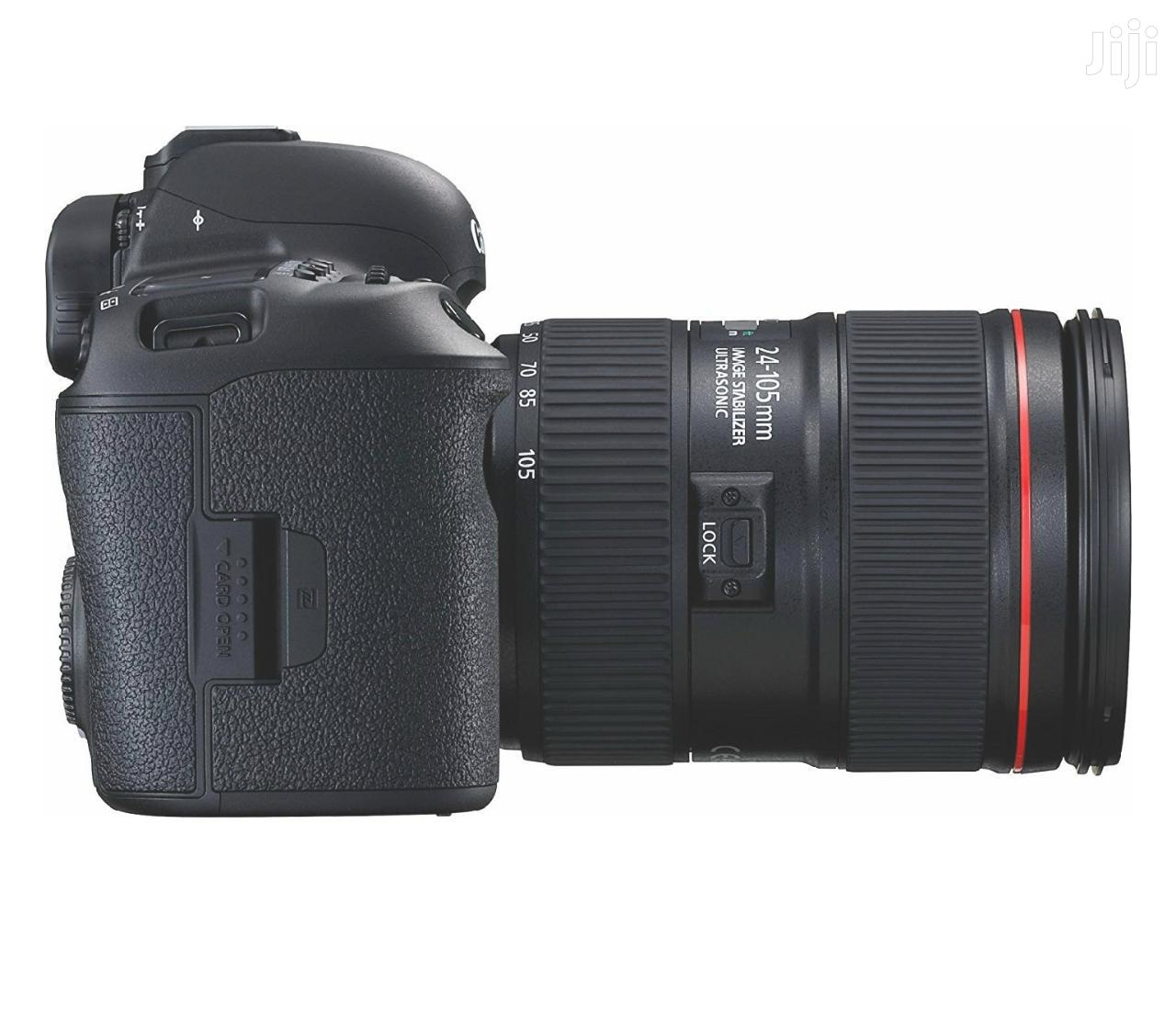 Archive: Canon EOS 5D Mark IV With Ef 24-105mm F/4L Is Ii Usm Kit