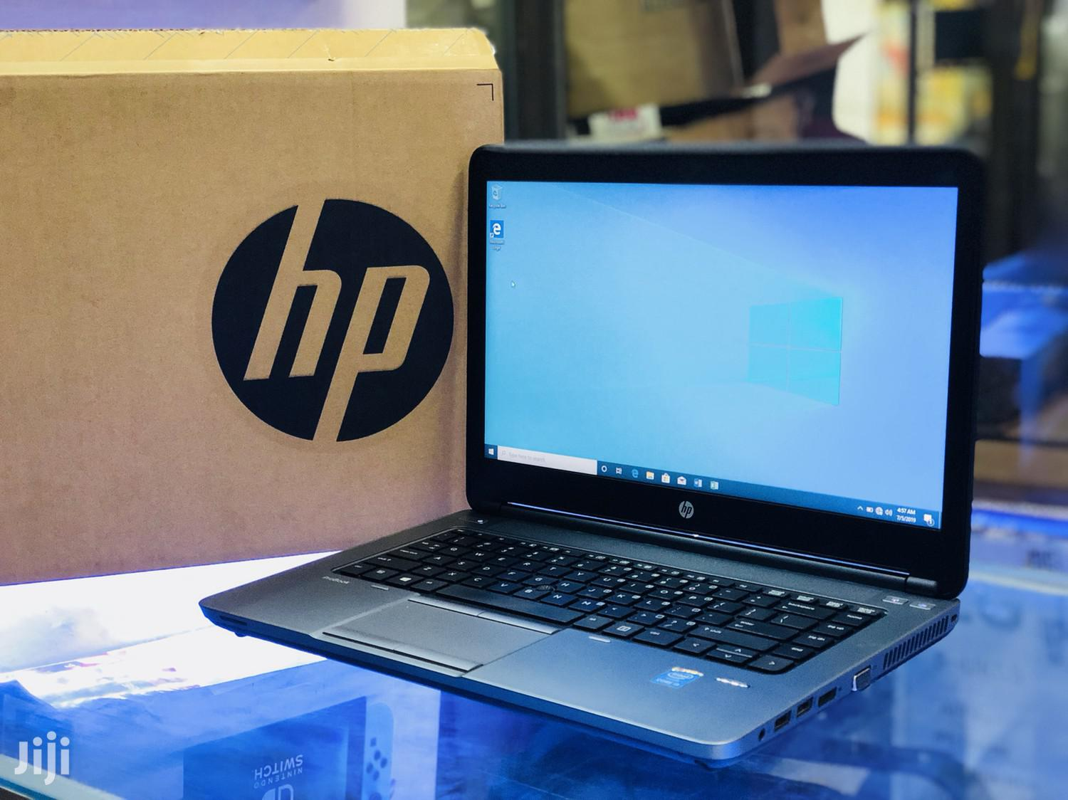 Archive: HP Probook 640 Core I5 4th Gen 14 Inch Display 500GB HDD 8GB Ram