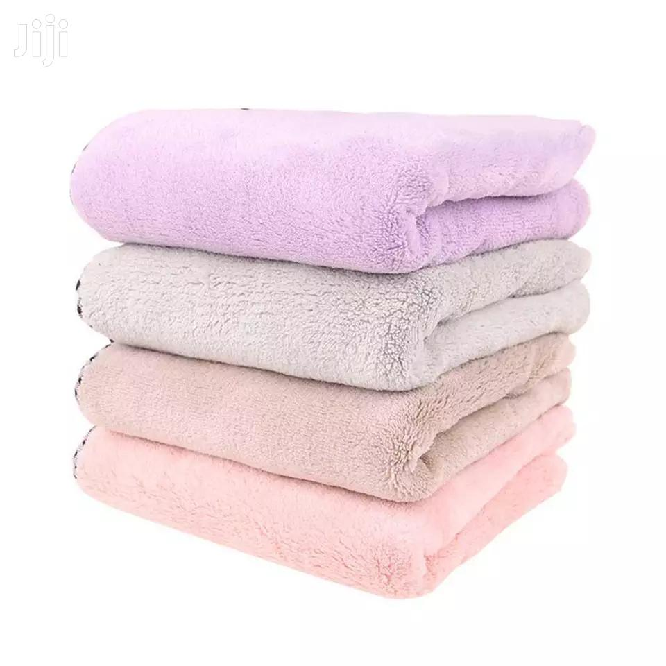 3 Pcs Bath Towel | Home Accessories for sale in Kampala, Central Region, Uganda