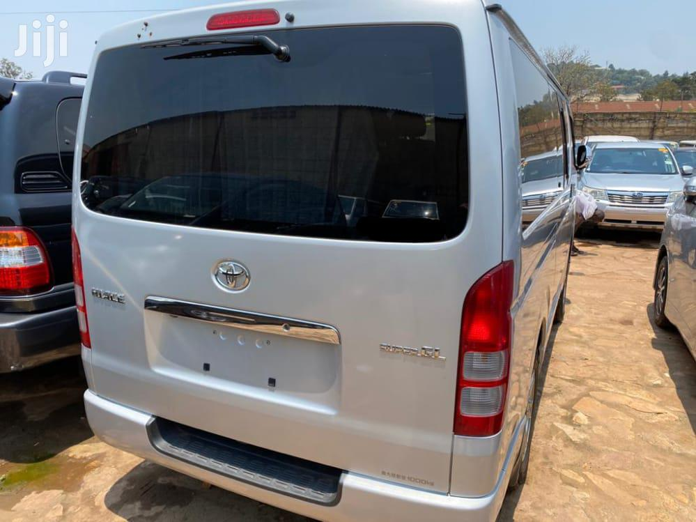 Toyota Hiace 2008 Gray | Buses & Microbuses for sale in Kampala, Central Region, Uganda