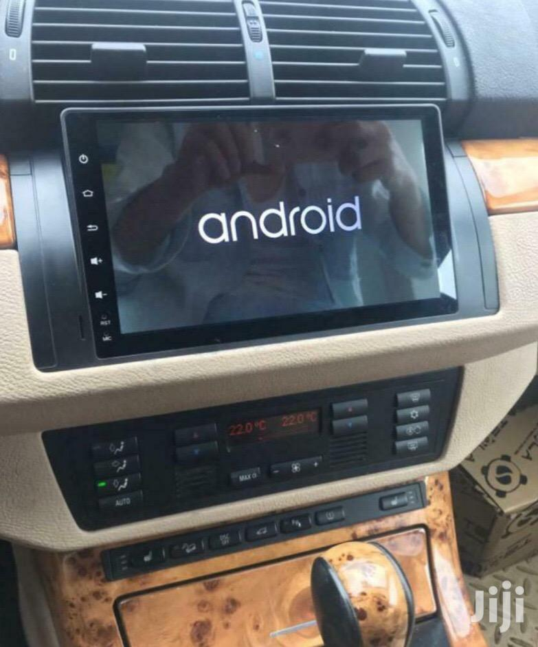 BMW 3/5 E39 E46 E49 E53/X5 Android Navigation Radio