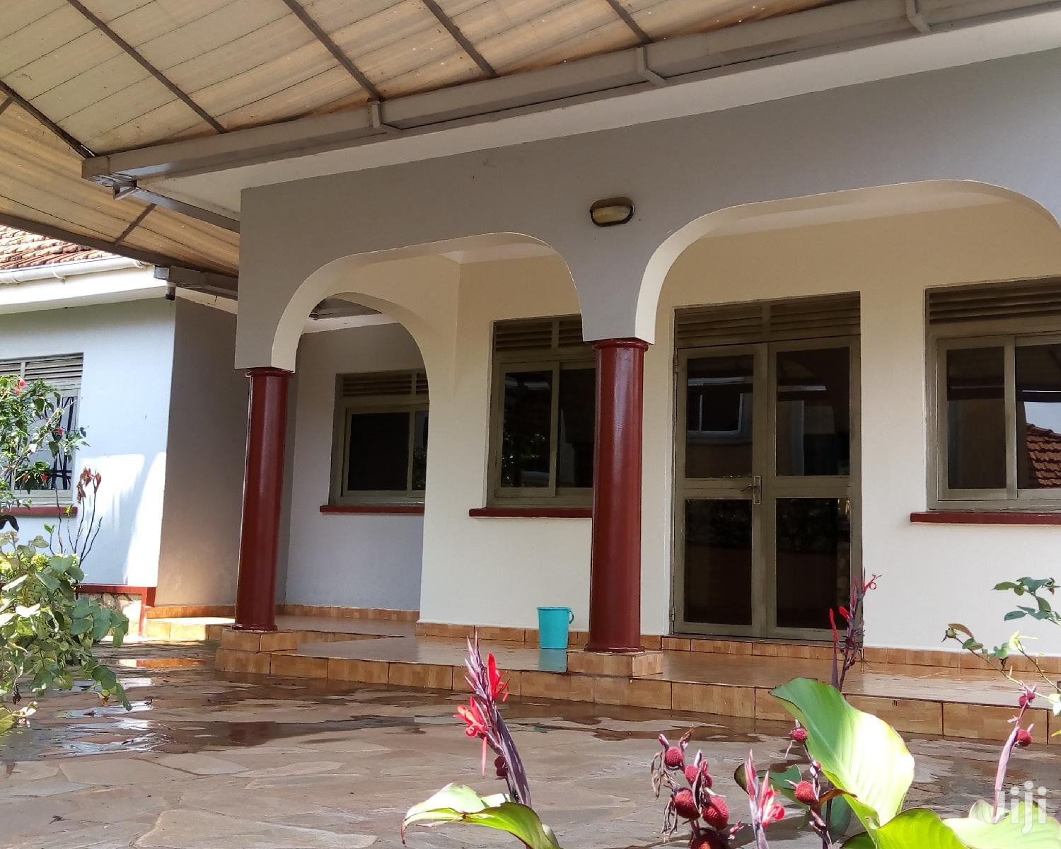 Ntinda House Is for Rent