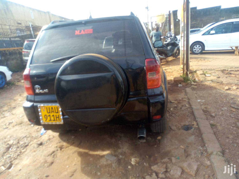 Toyota RAV4 2004 Black | Cars for sale in Kampala, Central Region, Uganda
