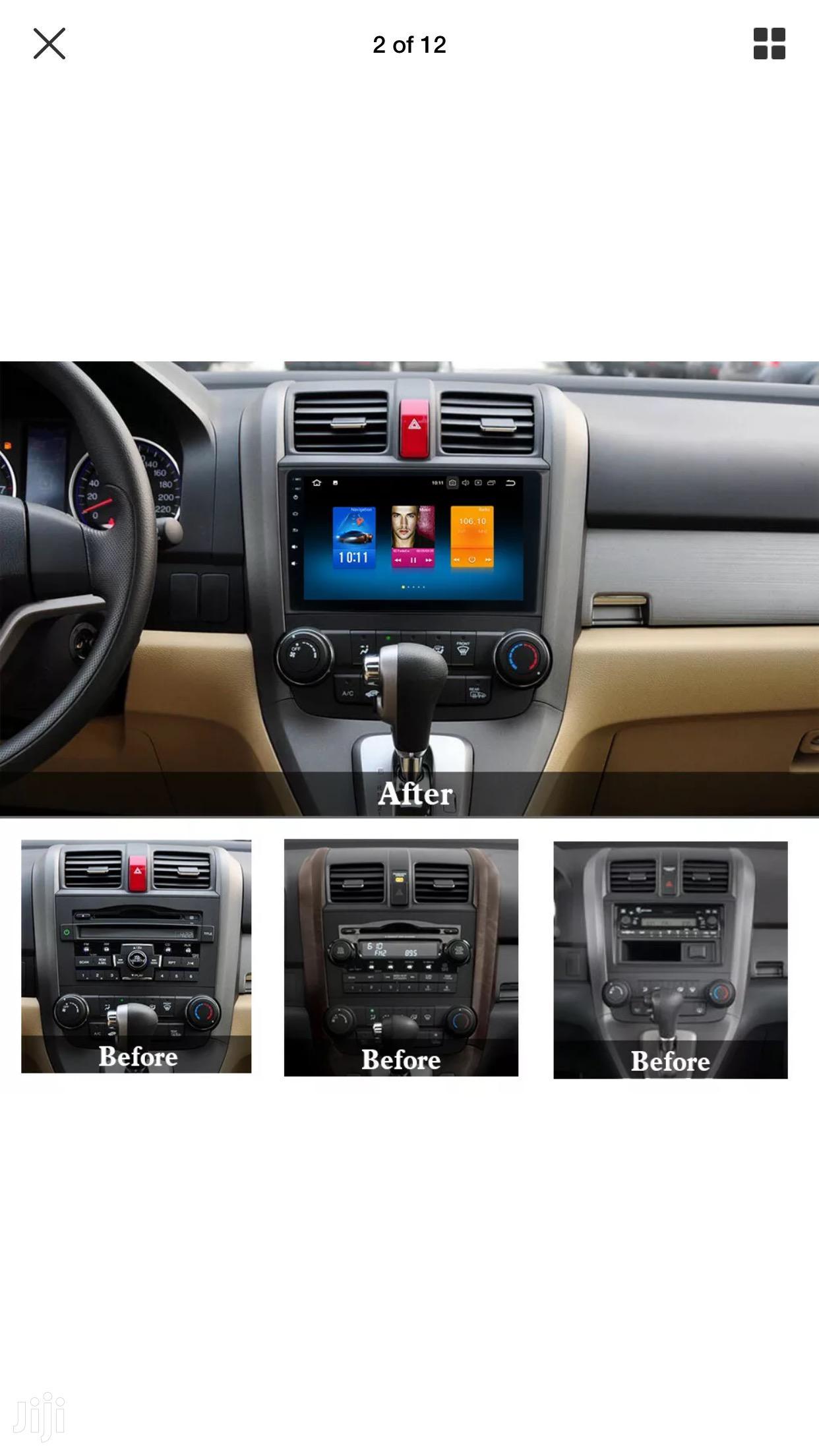 CRV Honda 2006 TO 2011 Android GPS Navigation Car Player