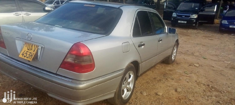 Mercedes-Benz C200 2001 Silver | Cars for sale in Kampala, Central Region, Uganda