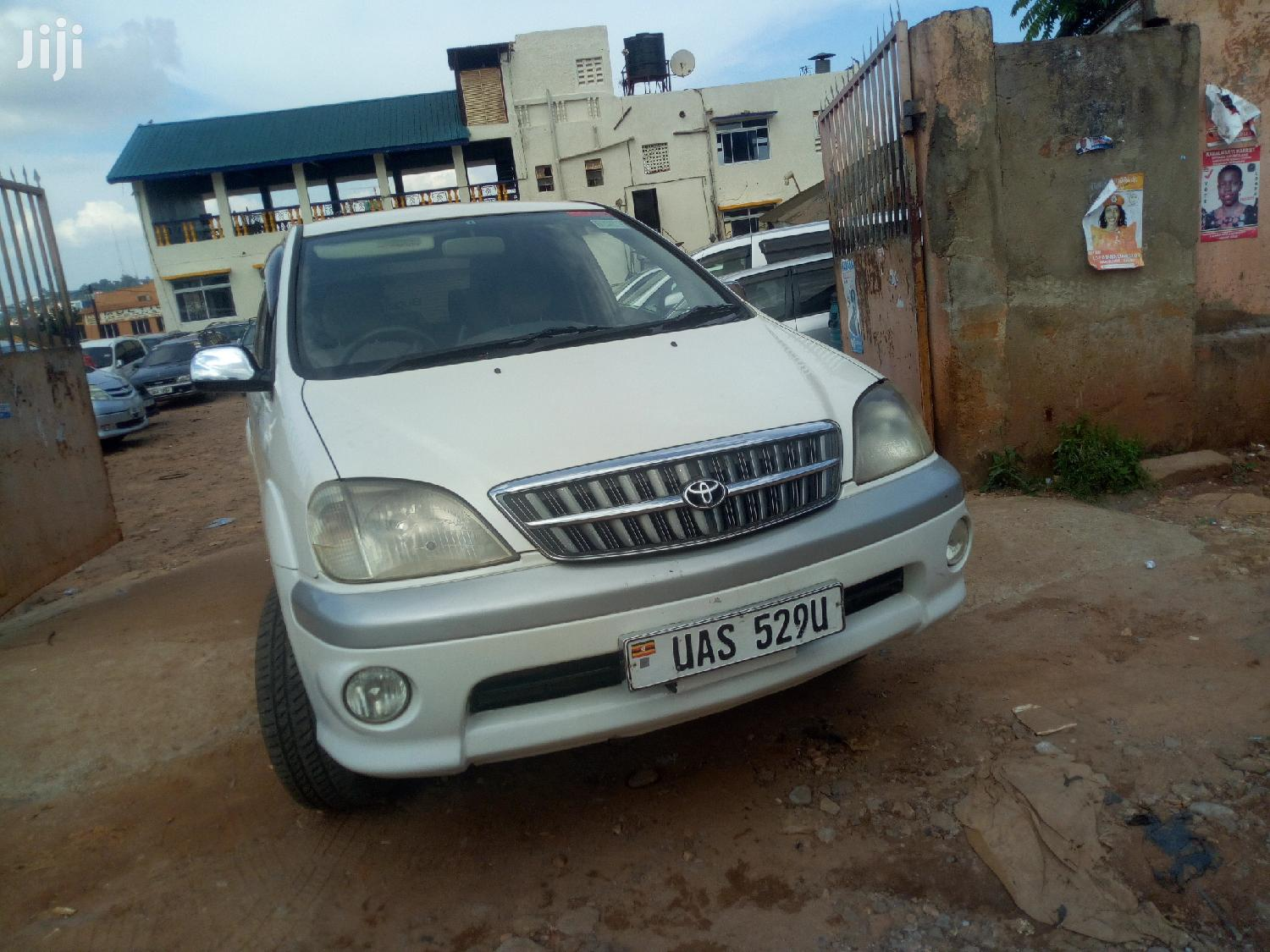 Toyota Nadia 2002 White | Cars for sale in Kampala, Central Region, Uganda
