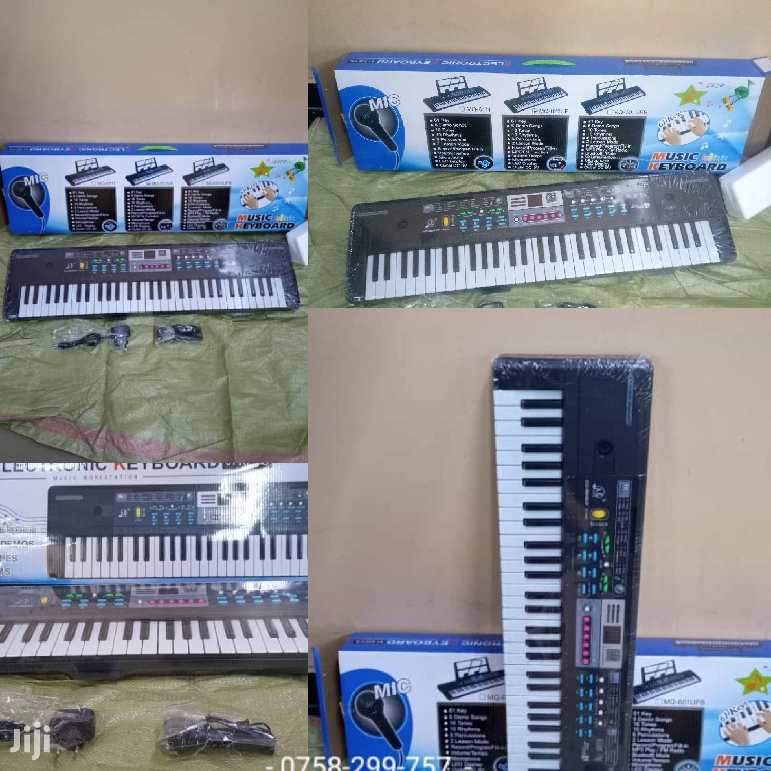 Kids 61 Keys Electronic Keyboard (3in1) | Musical Instruments & Gear for sale in Kampala, Central Region, Uganda