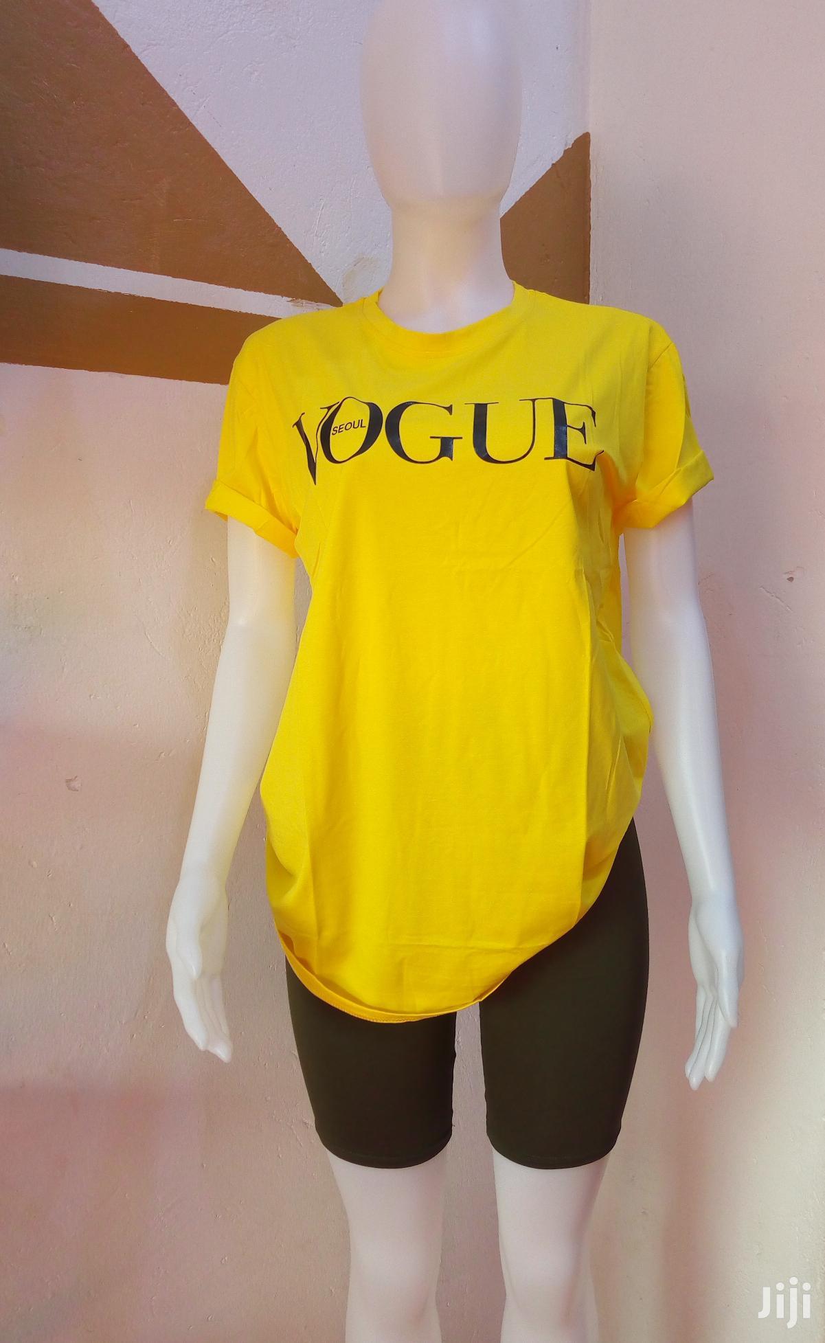 Archive: Vogue Cotton T-Shirts