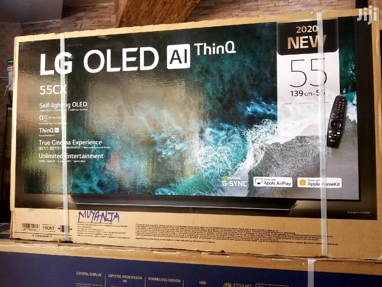 LG Oled Smart Uhd 4k TV 55 Inches