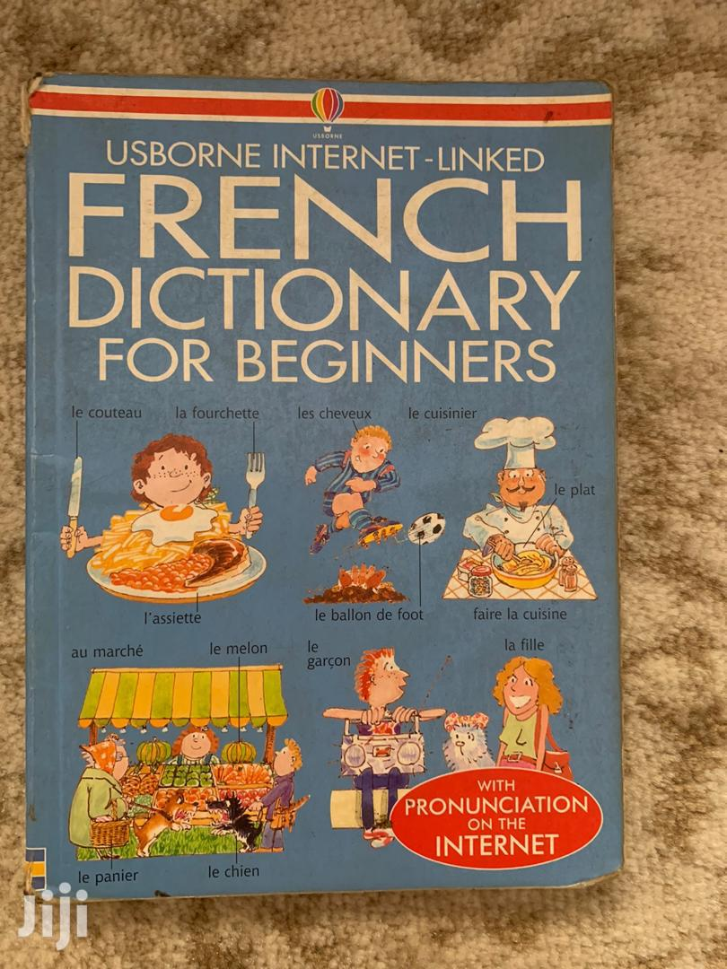 Archive: French Dictionary for Beginners