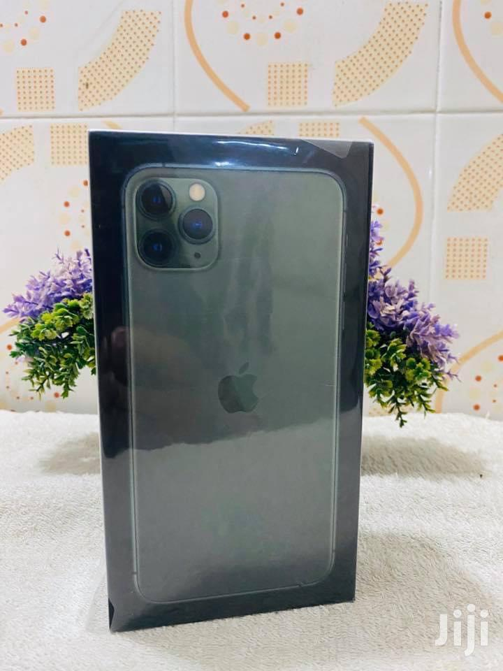 New Apple iPhone 11 Pro Max 256 GB Green