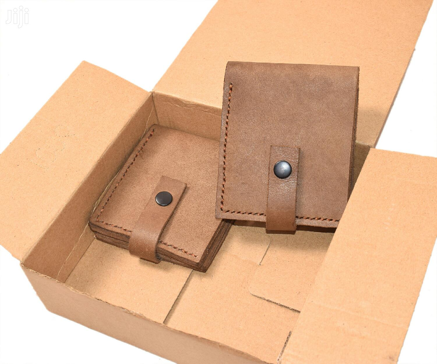 Archive: Limited Edition Men Leather Wallets