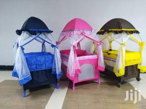 Baby Bed Full Set (Blue, Pink, And Yellow)   Children's Furniture for sale in Central Region, Kampala