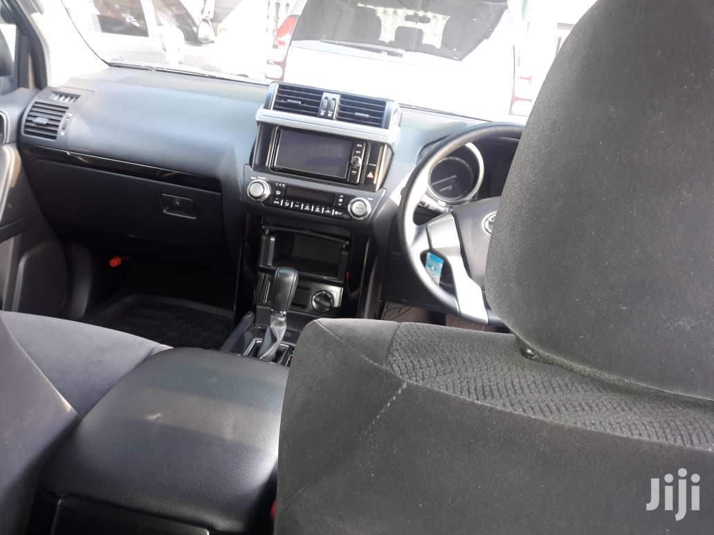 Toyota Land Cruiser Prado 2015 White | Cars for sale in Kampala, Central Region, Uganda