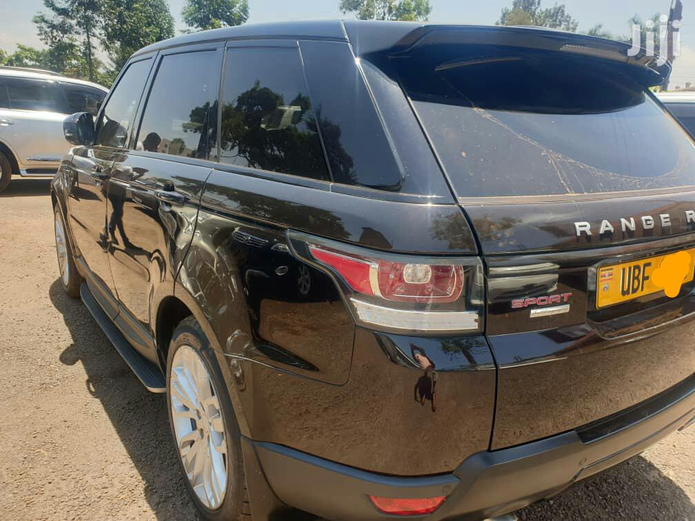 Land Rover Range Rover Sport 2016 Black   Cars for sale in Kampala, Central Region, Uganda
