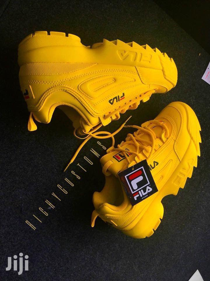 Ladies Fila Shoes All Colours   Shoes for sale in Kampala, Central Region, Uganda