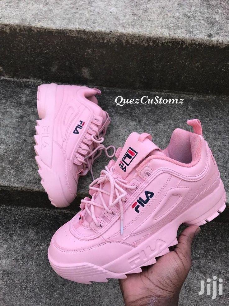 Ladies Fila Shoes All Colours