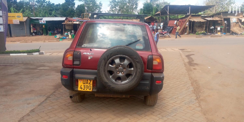 Toyota RAV4 1998 Cabriolet Red | Cars for sale in Kampala, Central Region, Uganda