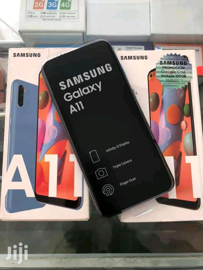 New Samsung Galaxy A11 32 GB Blue | Mobile Phones for sale in Kampala, Central Region, Uganda