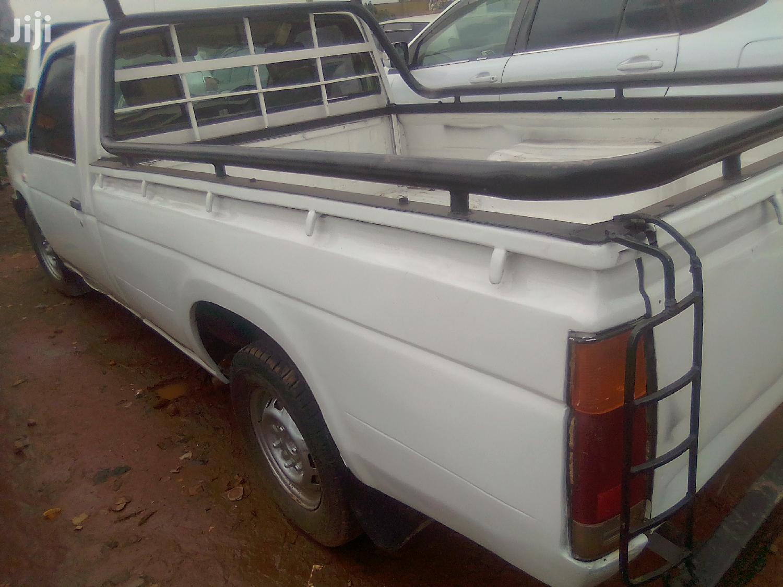 Archive: Toyota Lite-Ace 1997 White