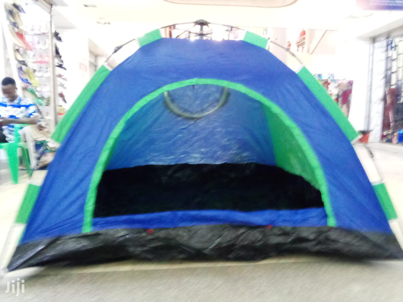 4 People Automatic Camping Tent