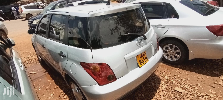Toyota IST 2004 Silver   Cars for sale in Kampala, Central Region, Uganda