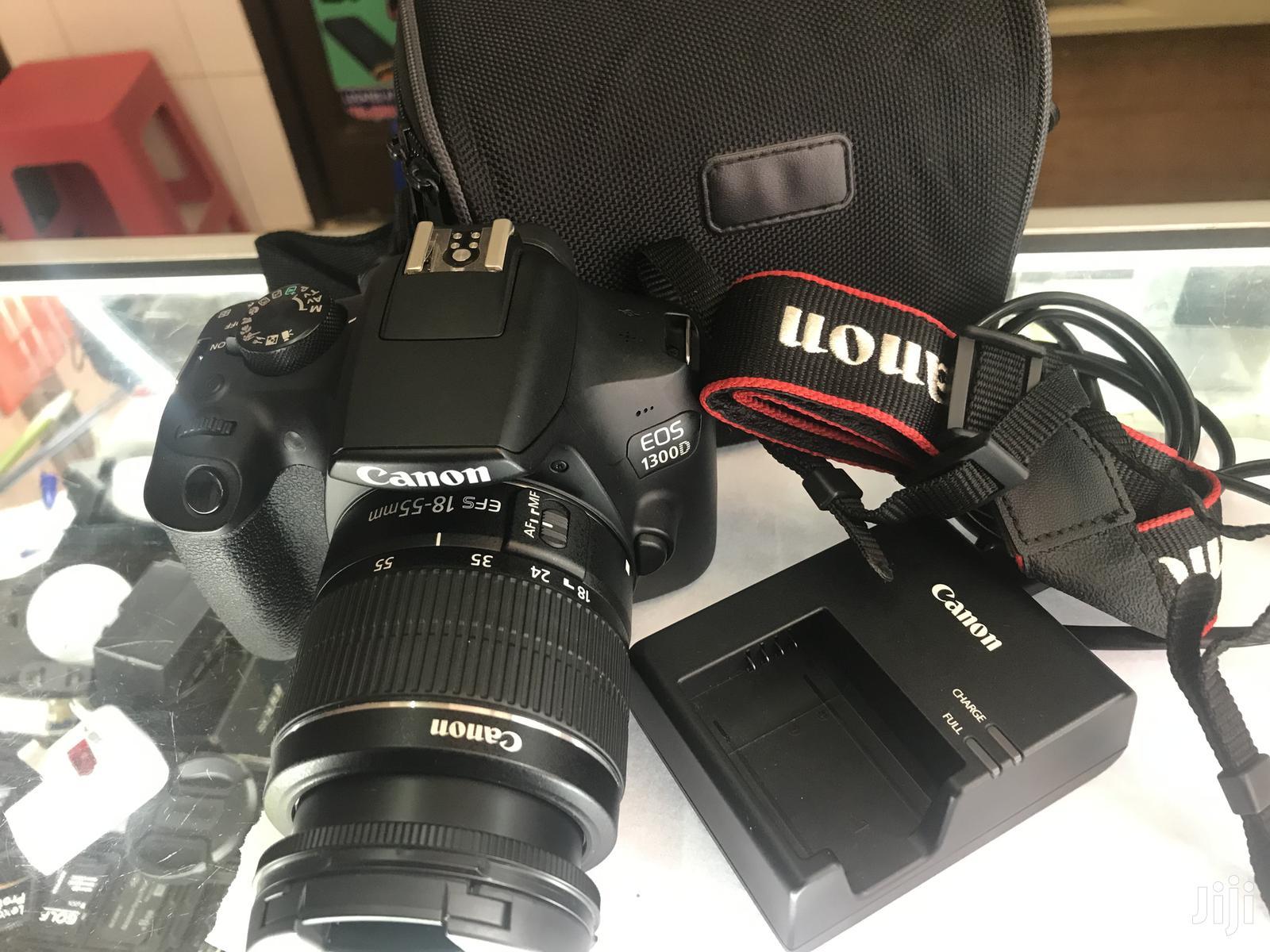 Canon 1300D DSLR Camera | Photo & Video Cameras for sale in Kampala, Central Region, Uganda