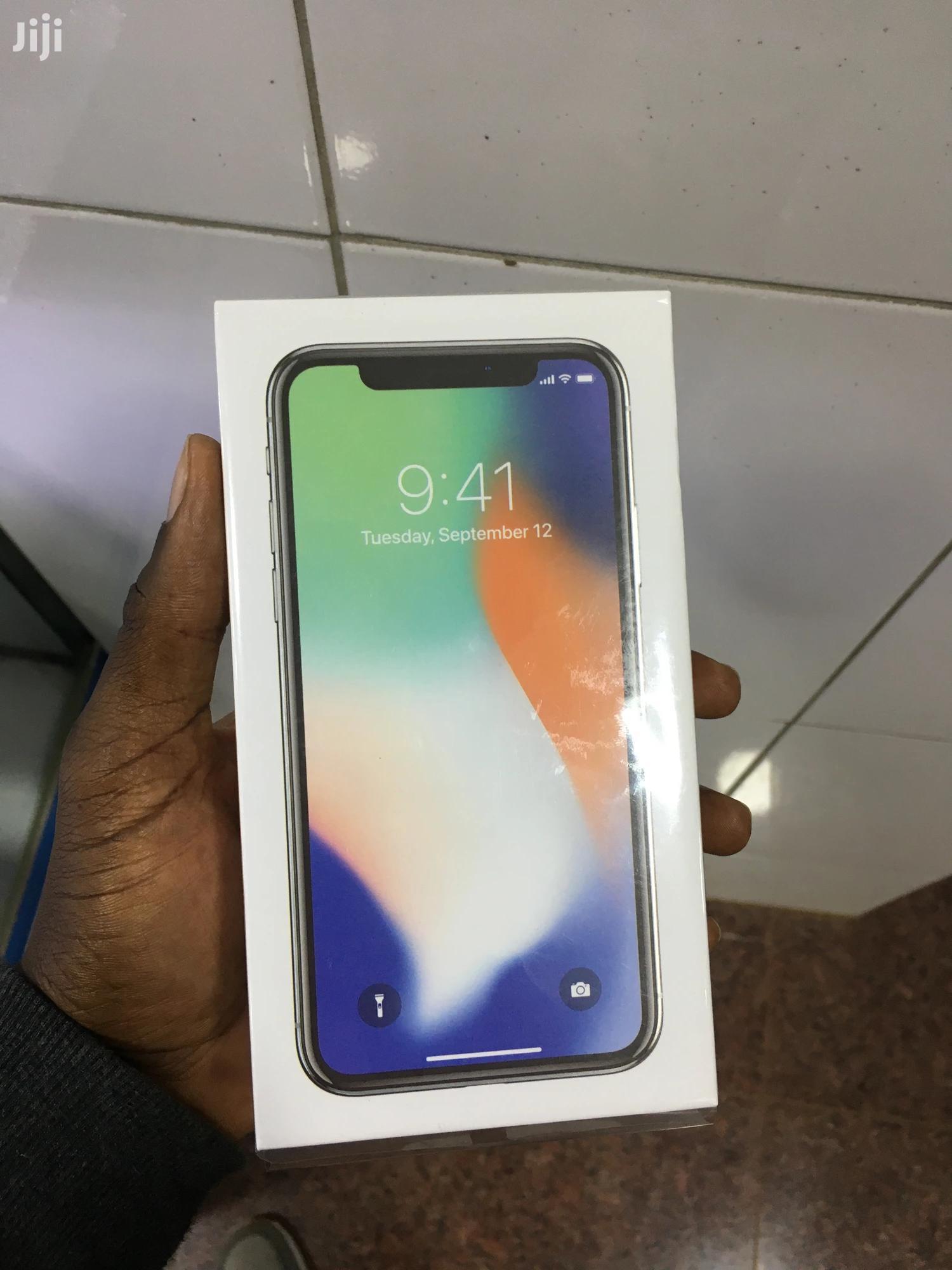 New Apple iPhone X 256 GB   Mobile Phones for sale in Kampala, Central Region, Uganda