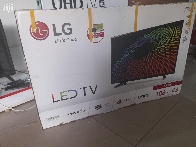 LG 43 Inches Led Digital Flat Screen TV