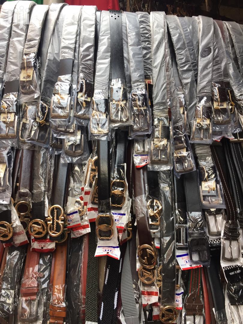 Archive: Designers Belts